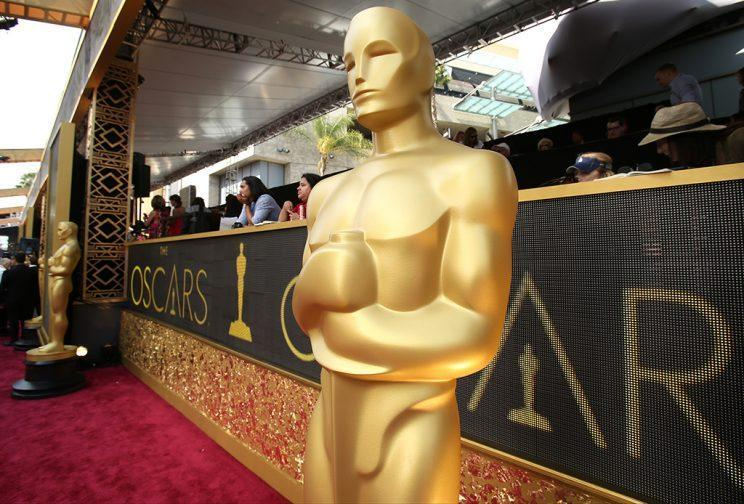 Good luck streaming any Oscar nominees ahead of the big awards show. (Photo by Dan MacMedan/WireImage)<br>