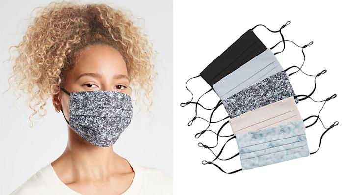 Best health and fitness gifts 2021: Athleta Everyday Non Medical Masks