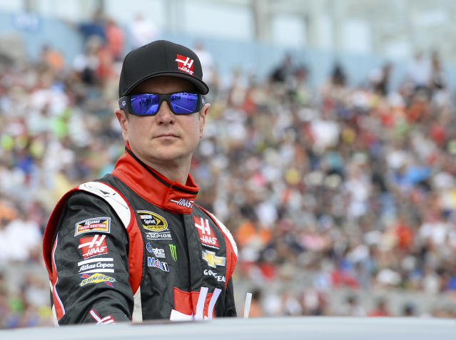 Voting for Kurt Busch's From the Marbles nickname is now open