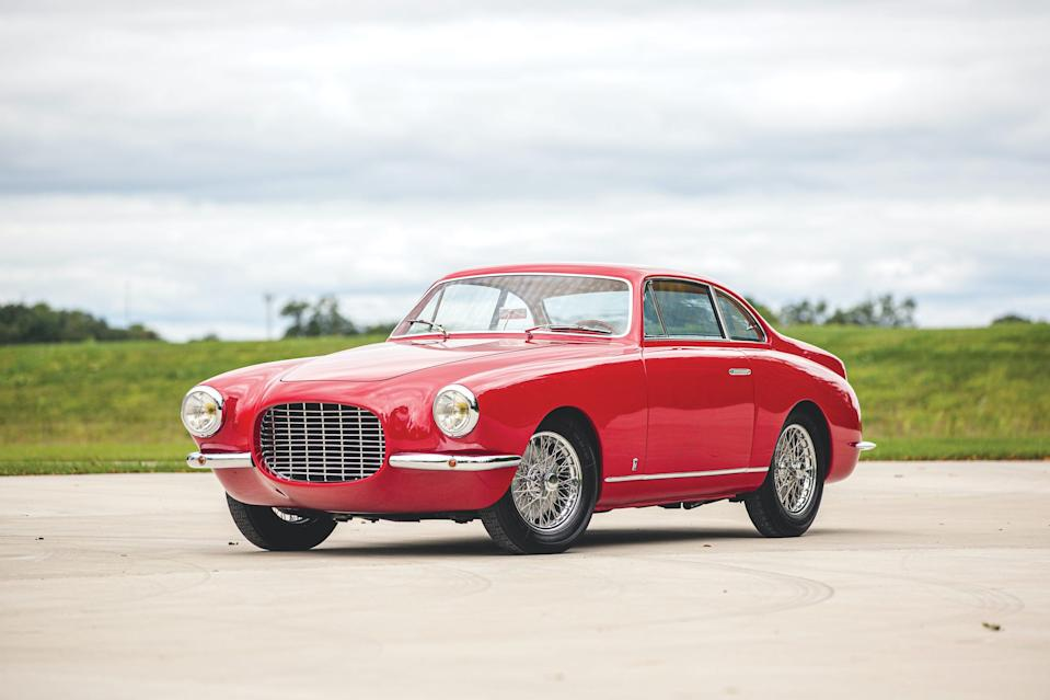1954 Fiat 8V Coupe by Vignale_0