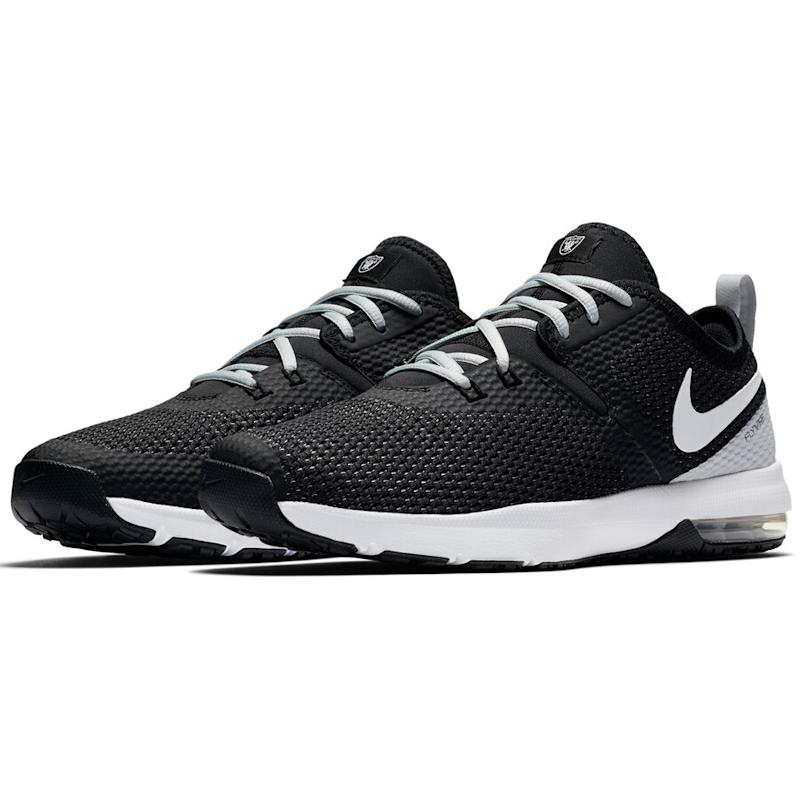 Nike Oakland Raiders Air Max Typha 2 Shoes
