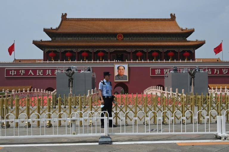 The choreography of the CCP's elaborate celebration has been closely guarded
