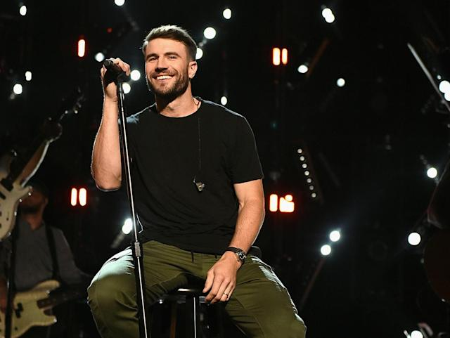 <p>Sam Hunt performs onstage during the 2017 Billboard Music Awards at T-Mobile Arena on May 21, 2017 in Las Vegas, Nevada. (Photo by John Shearer/BBMA2017/Getty Images for dcp) </p>