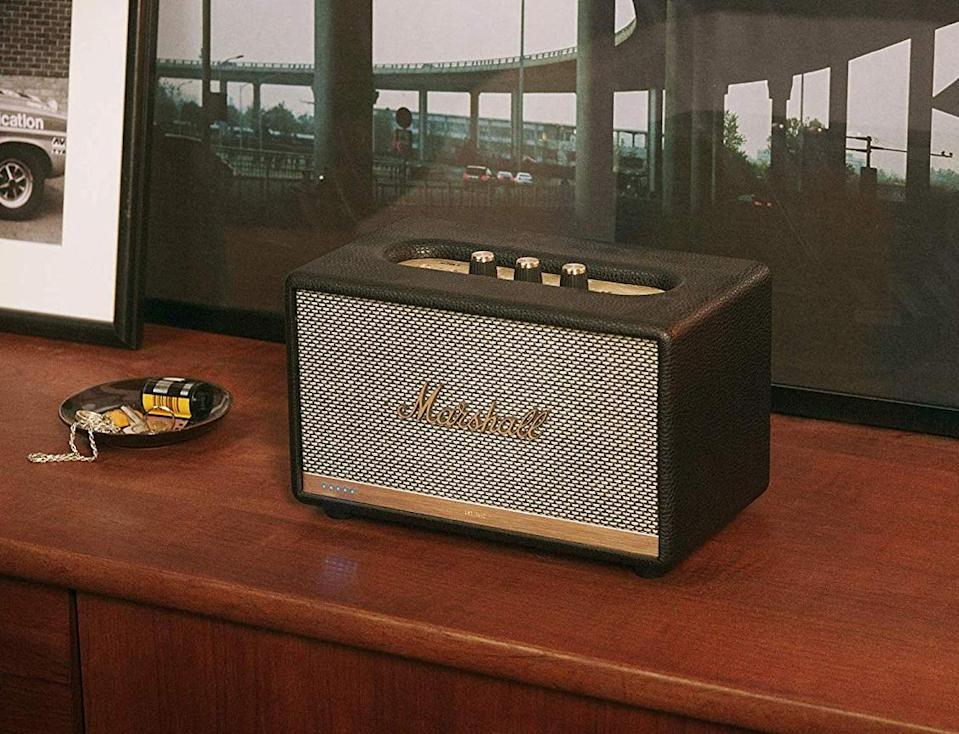 """Save 37 percent on this """"retro"""" Bluetooth speaker, today only! (Photo: Amazon)"""