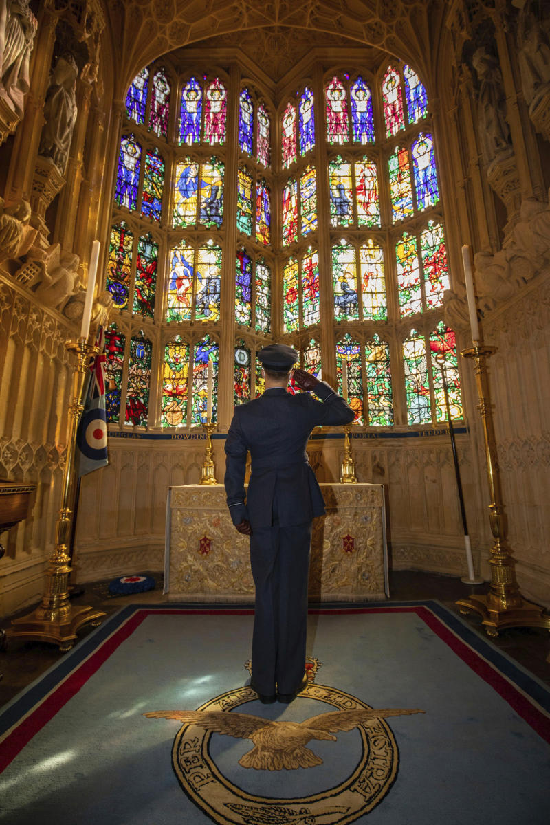 Abbey service, flypast mark 80 years since Battle of Britain
