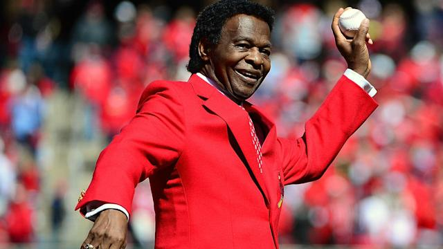 The former MLB steals leader was diagnosed with multiple myeloma in April.