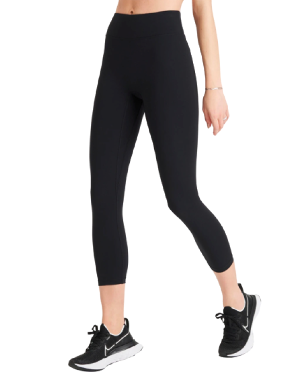 "The curse of being 5'1"" means I'm always struggling to find the right cut when it comes to leggings, and these Center Stage Capri's nail it for me. They're the cropped version of All Access' best-selling Center Stage legging, which means they hit me <em>just</em> where I want—above the ankle, like a 7/8 style (which IMO is the Goldilocks length of leggings). I've had them for two years now and they are still in great condition, despite how often I wear and wash them. The fabric is buttery soft, and thin without being flimsy or see-through. —<em>T.A.</em> $95, Bandier. <a href=""https://www.bandier.com/collections/all-access/products/center-stage-capri-black"" rel=""nofollow noopener"" target=""_blank"" data-ylk=""slk:Get it now!"" class=""link rapid-noclick-resp"">Get it now!</a>"