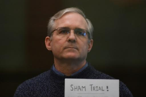 Paul Whelan has been held in a Moscow jail since his arrest in December 2018
