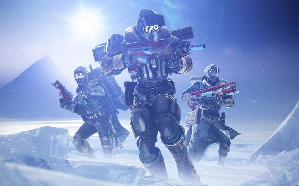 Destiny 2 Christmas Event 2020 Do Characters Share Supplies Destiny 2' is free for all on Stadia starting on November 19th
