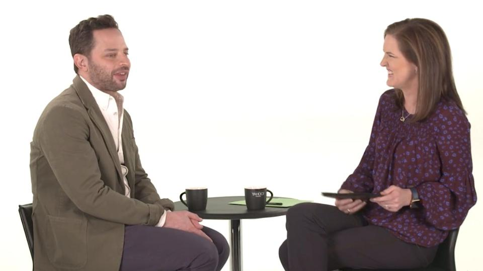 """Nick Kroll joins """"My 3 Cents"""""""