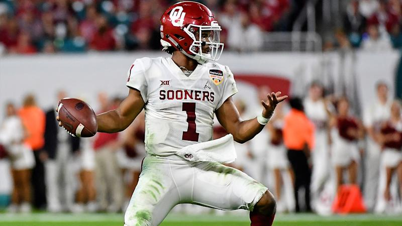Twitter rips Kyler Murray for awkward interview about future