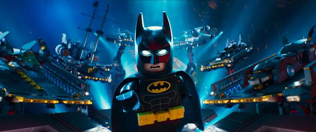 "<p><b>Why it's great: </b>While <i>Wonder Woman</i> got the kudos, this film might have been the best DC Comics-based movie of 2018. The laugh-a-minute farce was loaded with <a href=""https://www.yahoo.com/entertainment/the-lego-batman-movie-easter-eggs-dark-knight-suicide-squad-batman-v-superman-230559811.html"" data-ylk=""slk:Easter eggs;outcm:mb_qualified_link;_E:mb_qualified_link"" class=""link rapid-noclick-resp newsroom-embed-article"">Easter eggs</a>, inside jokes, <a href=""https://www.yahoo.com/entertainment/yes-there-is-a-condiment-king-a-field-guide-to-the-oddball-characters-of-the-lego-batman-movie-222732187.html"" data-ylk=""slk:and Batman arcana for Dark Knight fans of all ages;outcm:mb_qualified_link;_E:mb_qualified_link"" class=""link rapid-noclick-resp newsroom-embed-article"">and <em>Batman</em> arcana for Dark Knight fans of all ages</a> (they has us at Condiment King). Will Arnett might just be the best <em>Batman </em>ever.<br><br><strong>Nomination it deserves:</strong> Best Animated Feature<br><br>(Photo: Warner Bros.) </p>"