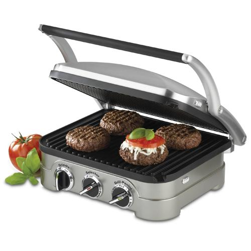 Cuisinart Non-Stick Griddler. Image via Best Buy.