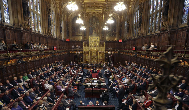 MPs will return to parliament on Wednesday in wake of the Supreme Court ruling calling suspension of the House of Commons unlawful. Photo: Kirsty Wigglesworth/WPA/Getty
