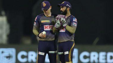 Kolkata Knight Riders vs Royal Challengers Bangalore, IPL 2020 Toss Report and Playing XI Update: Tom Banton, Mohammed Siraj Return to Respective Teams As Eoin Morgan Opts to Bat First