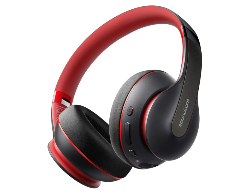 Anker Soundcore Life Q10 Wireless Bluetooth Headphone. Image via Amazon.