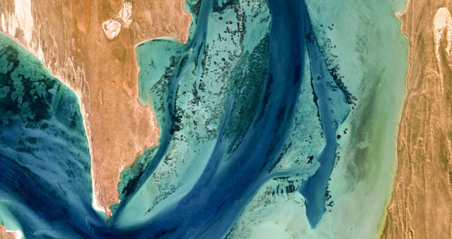 A Google Earth View of Western Australia. (Google Earth)