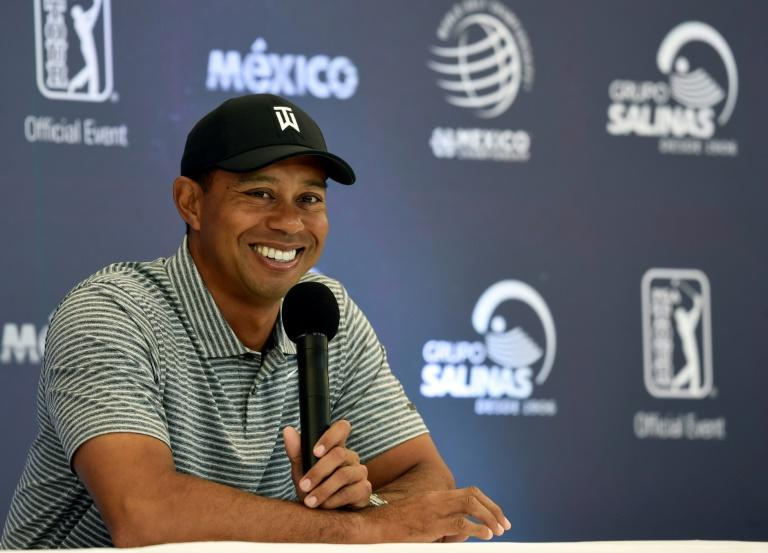 Tiger ready to take on new challenge in Mexico