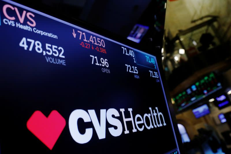 CVS ramps up drive-through coronavirus testing sites with faster kits