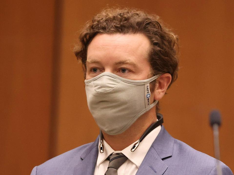 <p>Woman tells court she awoke to find That 70s Show actor Danny Masterson raping her</p> (Getty Images)