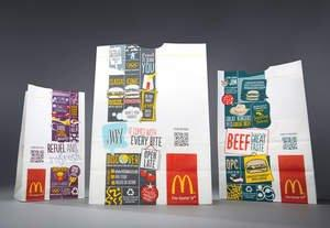 McDonald's Launches New Global Packaging Designs