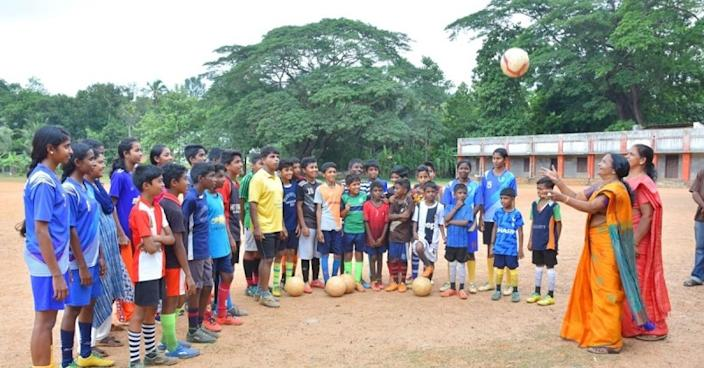Namakuzhy in Kochi has been the true powerhouse of the game and holds a distinction in producing some of the best volleyball players in the country.