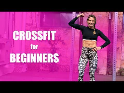 """<p>A quick one to get started, this CrossFit inspired Tabata workout is only four minutes. The moves are specifically designed for beginners which makes it great if you're just getting into the swing (literally) of things. </p><p><a href=""""https://www.youtube.com/watch?v=D7lRZOCJEFw&ab_channel=TabataSongs"""" rel=""""nofollow noopener"""" target=""""_blank"""" data-ylk=""""slk:See the original post on Youtube"""" class=""""link rapid-noclick-resp"""">See the original post on Youtube</a></p>"""