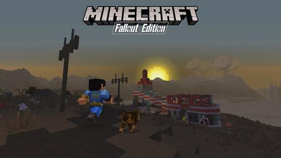 Fallout' characters and locations are coming to 'Minecraft'