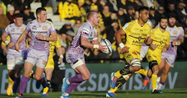 Rugby - CE - Coupe d'Europe : Exeter avec Hogg et Gray face à Toulouse