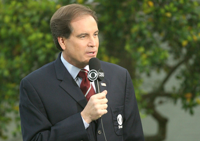 It's time for the Masters, which means it's time for people to imitate Jim Nantz's classic delivery.