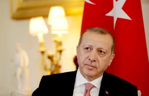 President Erdogan said he wants to take greater control over monetary and economic policy if he wins the June election