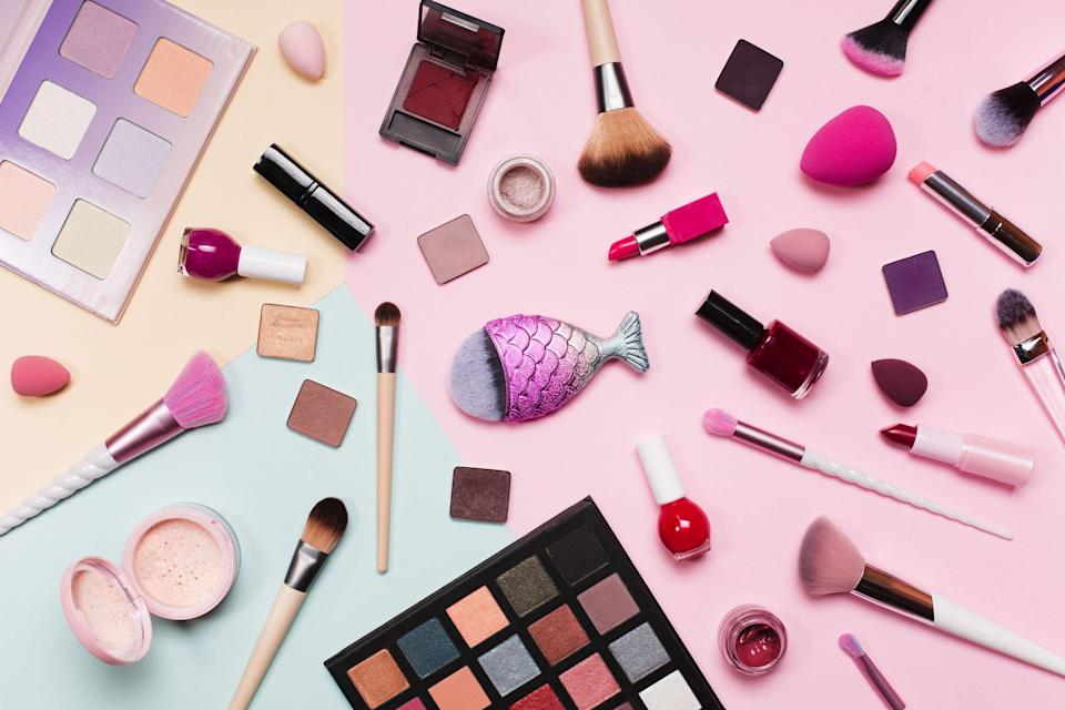 <p>Looking to replenish your stash of beauty essentials, but feeling overwhelmed on where to look? You can find a mix of luxury and drugstore products to add to your beauty stash on Amazon. We've rounded up 15 must-have beauty finds to add to your cart in almost every category: hair, makeup, skincare, tools and nails. These products span from eye masks with 24K gold and a DIY gel manicure set to a facial sunscreen in powder form. </p>