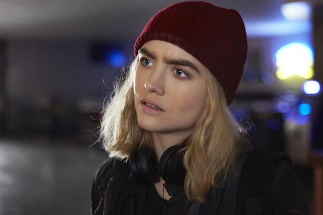 Maddie Hasson as Henrietta Cole in the YouTube Premium series <em>Impulse</em>. (Photo: Erin Keating, courtesy YouTube Premium)