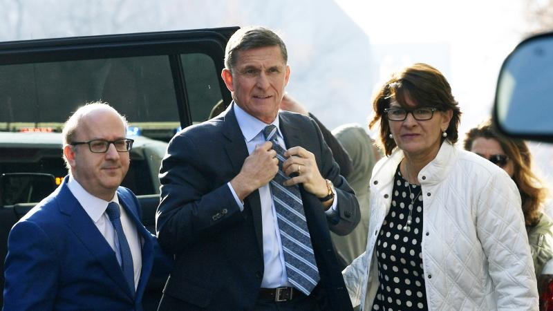Ex-Trump aide Michael Flynn seeks to withdraw guilty plea for alleged perjury