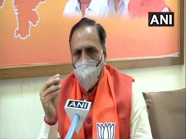 Gujarat Chief Minister Vijay Rupani (File Photo)