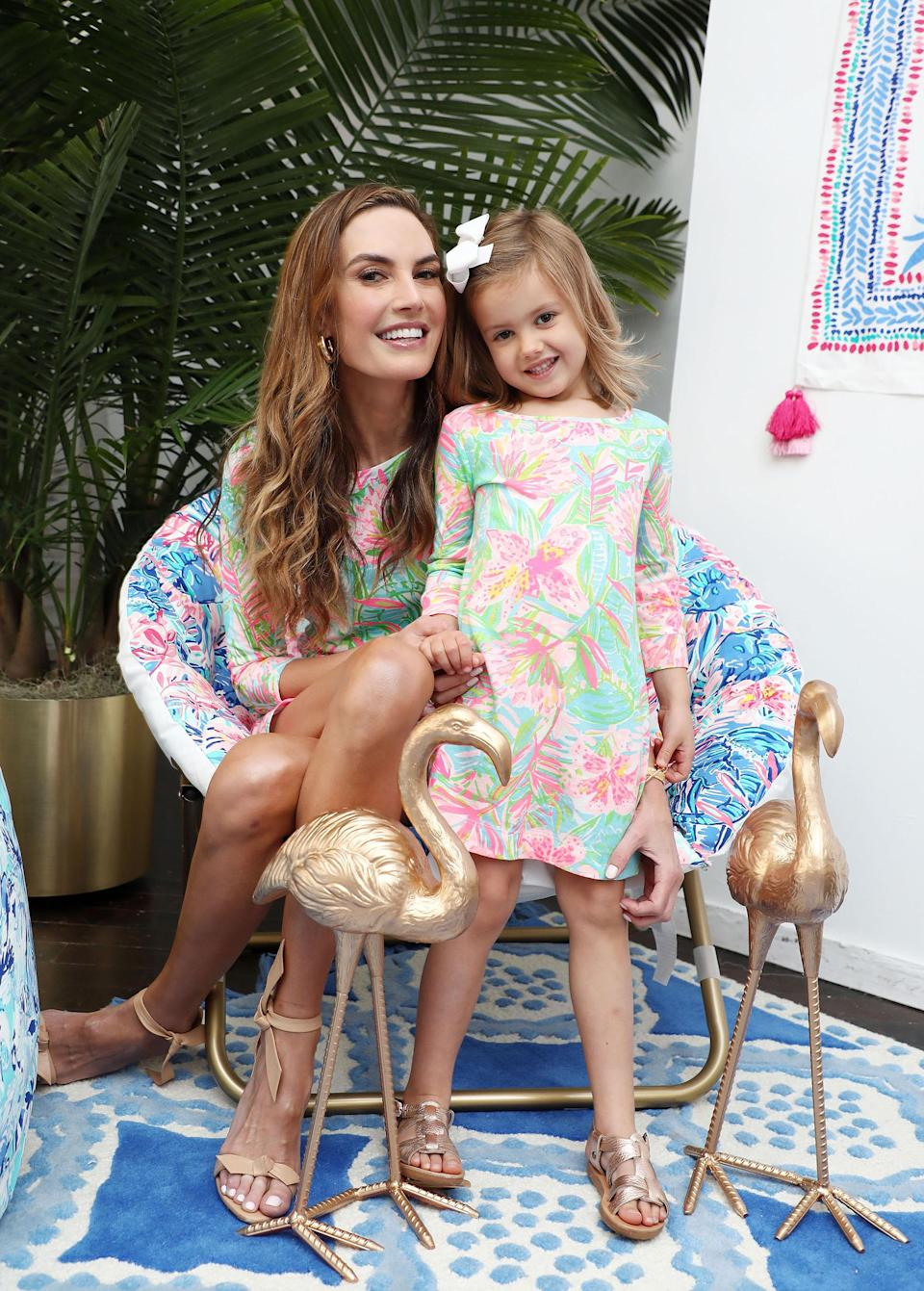 Elizabeth Chambers Reveals the Reason Why Her Children Only Wear 'Classic' Outfits