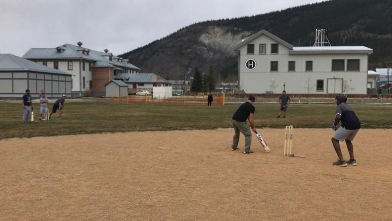 'Cricket in the Klondike': game returns to Dawson City over 100 years later