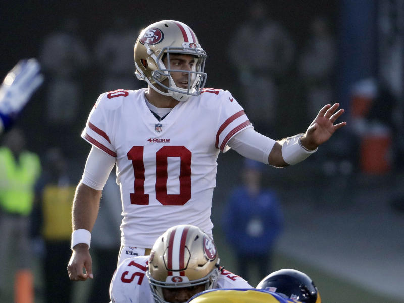 Jimmy Garoppolo, 49ers making serious progress on long-term extension