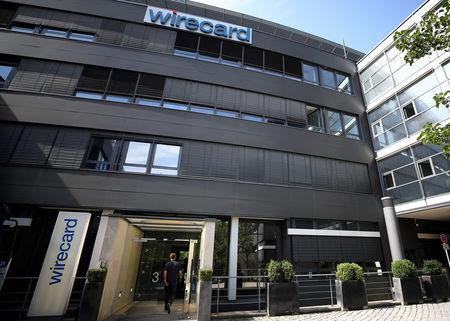 FILE PHOTO: The headquarters of Wirecard AG, an independent provider of outsourcing and white label solutions for electronic payment transactions is seen in Aschheim near Munich, Germany September 6, 2018. REUTERS/Michael Dalder/File Photo