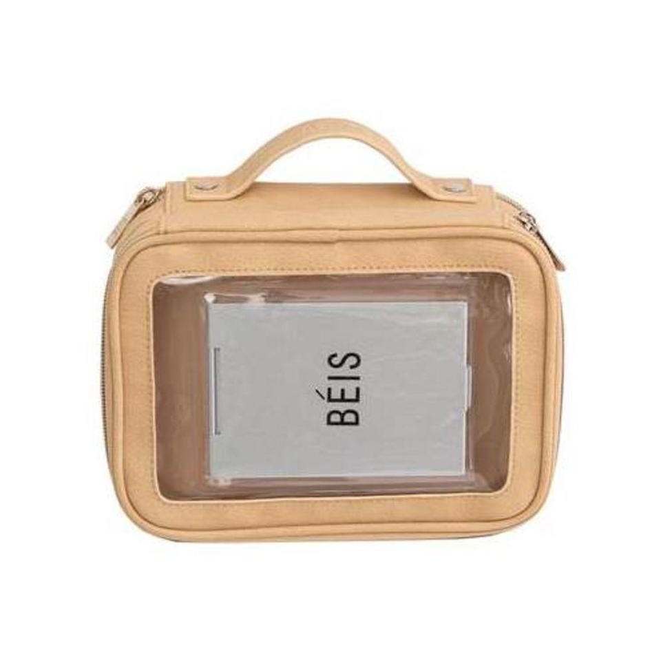 beis on the go essentials makeup case