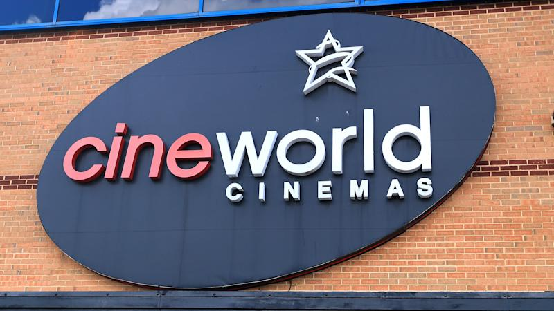 Cineworld secures £201m funding boost ahead of July reopening