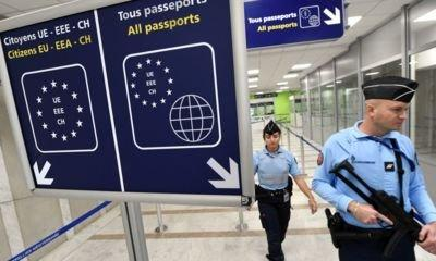 Britons face airport delays due to new EU security rules