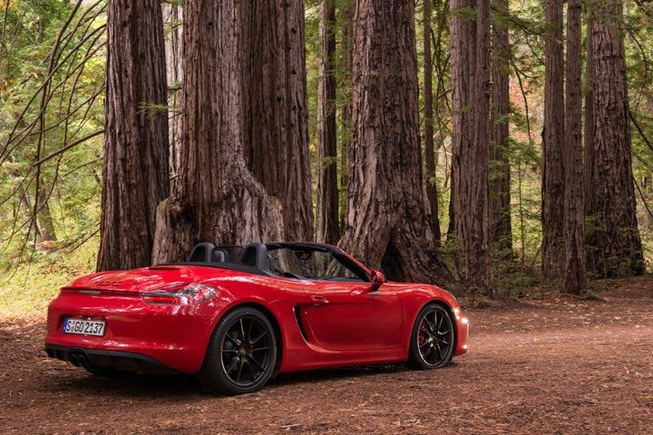 porsche 718 baby boxster might just be a boxster. Black Bedroom Furniture Sets. Home Design Ideas