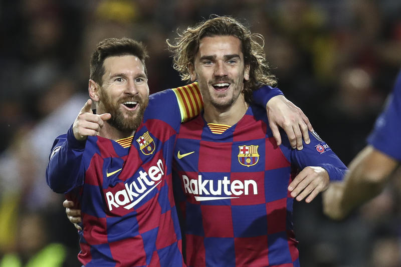 Barcelona is set to begin its own streaming service. (Photo by Maja Hitij/Bongarts/Getty Images)