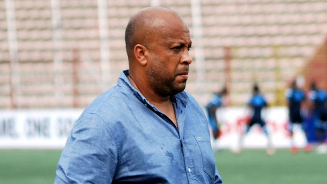The Flying Eagles gaffer is not shattered by his team notwithstanding their defeat to the Junior Pharaohs on Wednesday