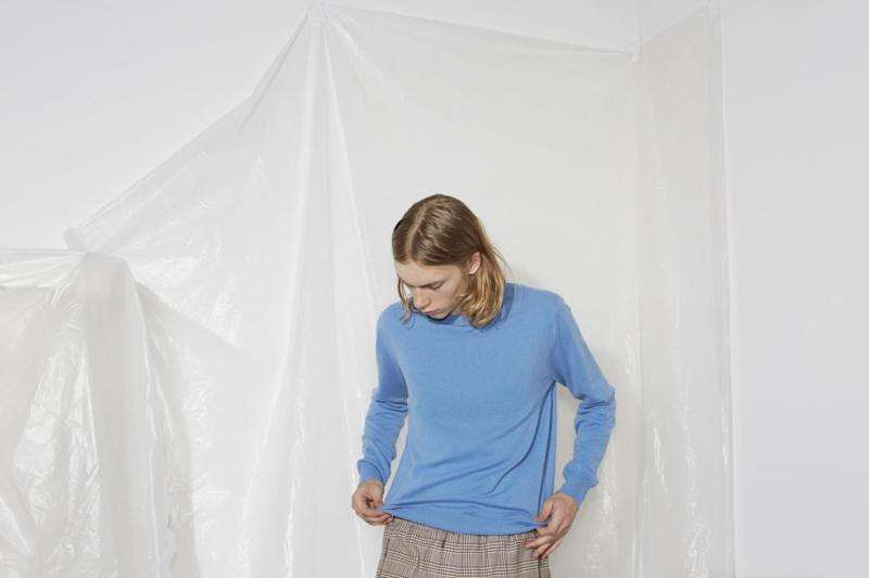 Recycled cashmere sweater from £290 by Stella McCartney (Stella McCartney )