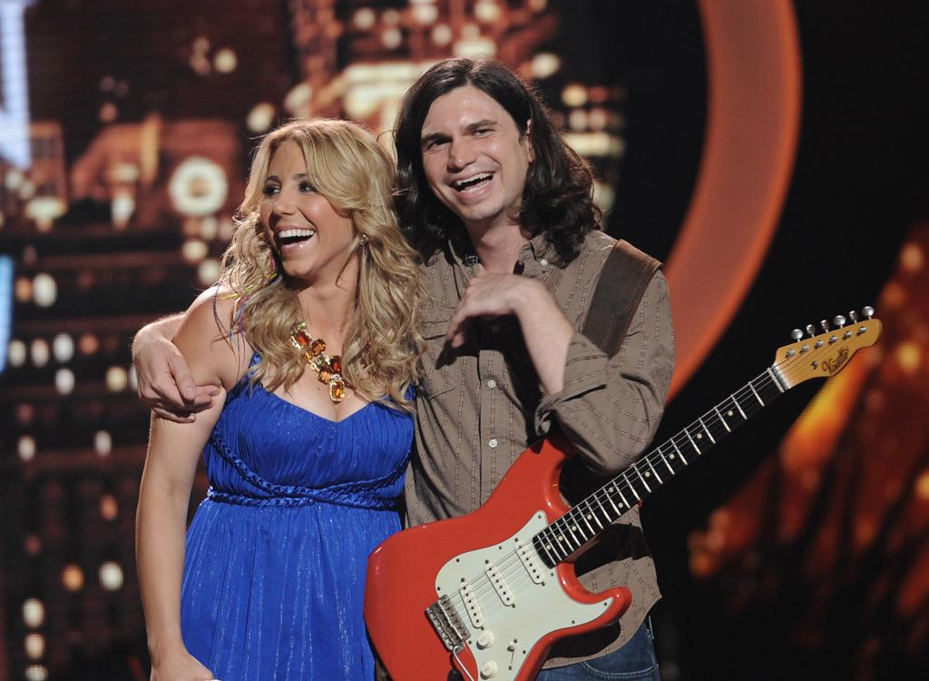 """Elise Testone performs """"Bold as Love"""" by The Jimi Hendrix Experience on """"<a target=""""_blank"""" href=""""http://tv.yahoo.com/american-idol/show/34934"""">American Idol</a>."""""""
