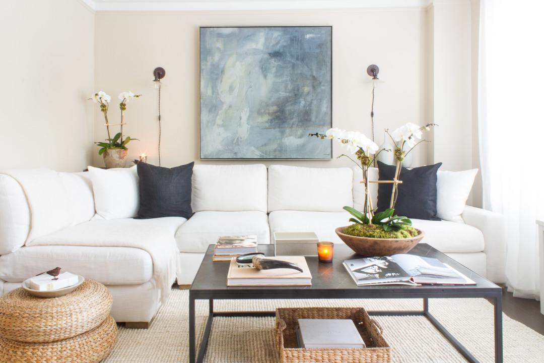 """There's nothing that screams, """"Spring!"""" like plants. Whether they're trendy succulents or bold-hued blooms, the right plants bring a lush, fresh feeling to indoor spaces. Ahead, check out our favorite ways to style greenery (and our top shopping picks)."""