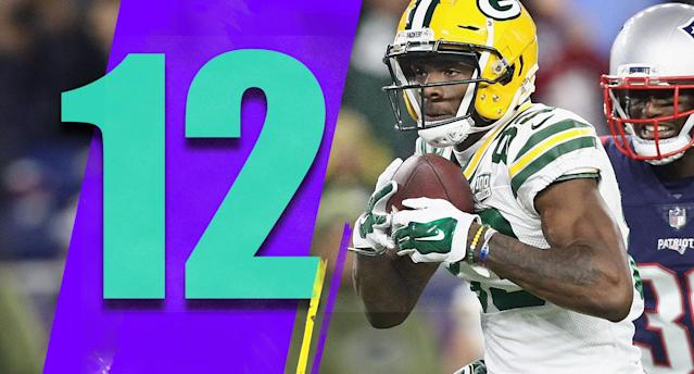 <p>Since we all know the hole the Packers are in now, how about some positive news: Rookie receiver Marquez Valdes-Scantling is a serious find. The third of three fifth-round picks by the team, Valdes-Scantling has two 100-yard games in the past three weeks and looked great on Sunday night. That looks like a home-run pick. (Marquez Valdes-Scantling) </p>