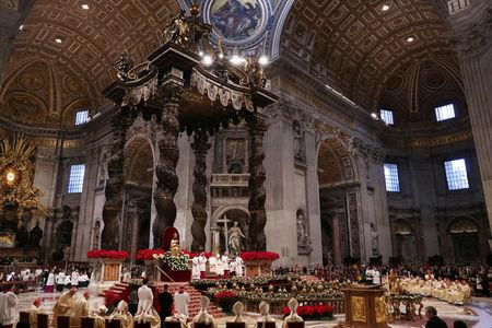 Pope says church's credibility has been 'seriously undercut' by abuse scandal